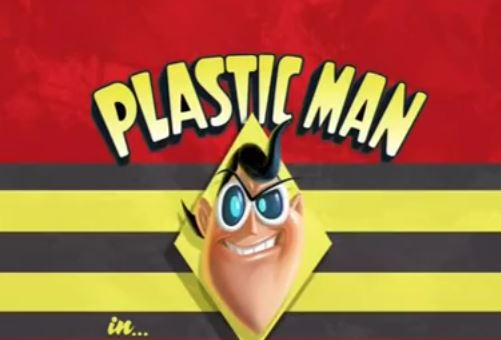 Plastic Man (Shorts) Episode: Untouchable