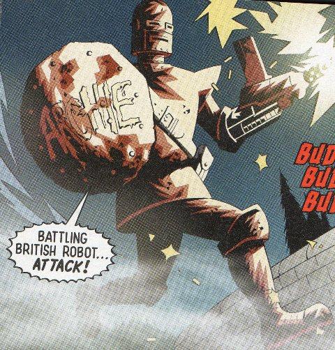 Robot Archie (Albion)
