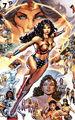 Sensation Comics Featuring Wonder Woman Vol 1 1 Textless Variant