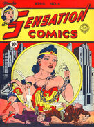Sensation Comics Vol 1 4