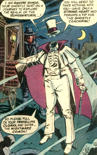 Squire Shade (Earth-One)