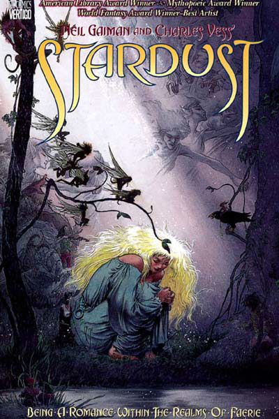 Neil Gaiman and Charles Vess' Stardust (Collected)