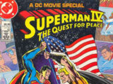 Superman IV: The Quest For Peace Vol 1 1