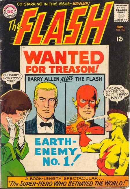 The Flash Vol 1 156