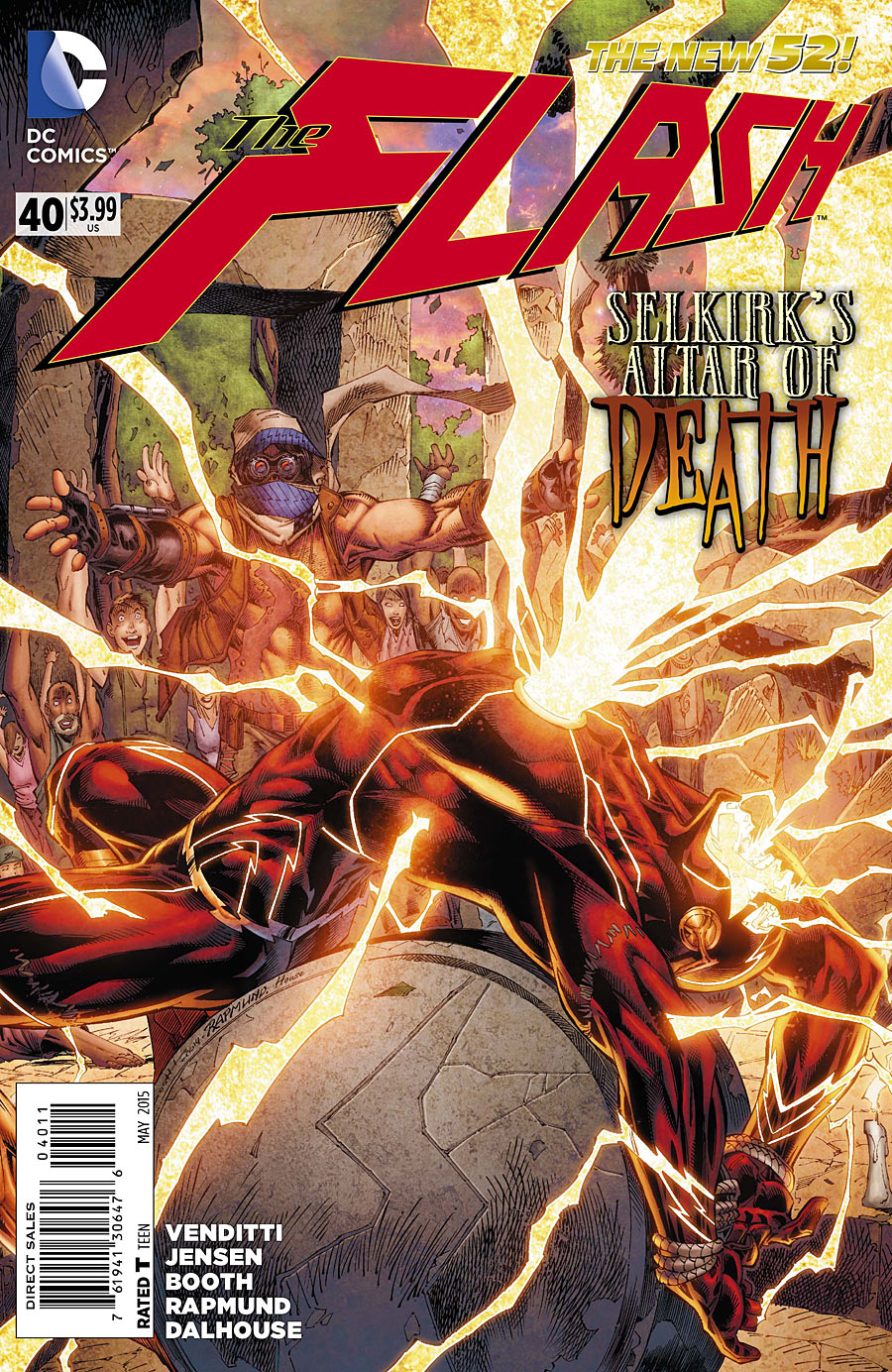 The Flash Vol 4 40