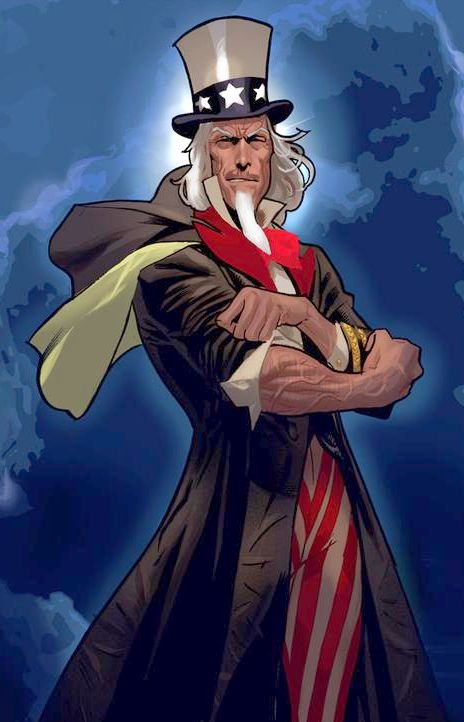 Uncle Sam (New Earth)