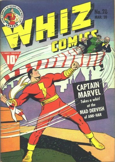 Whiz Comics Vol 1 28