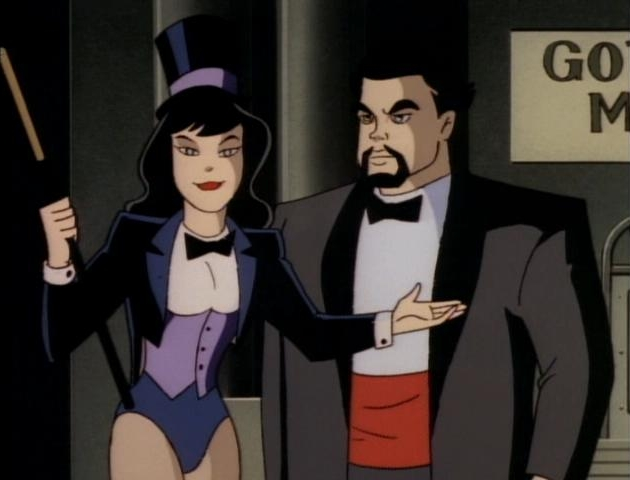 Batman (1992 TV Series) Episode: Zatanna
