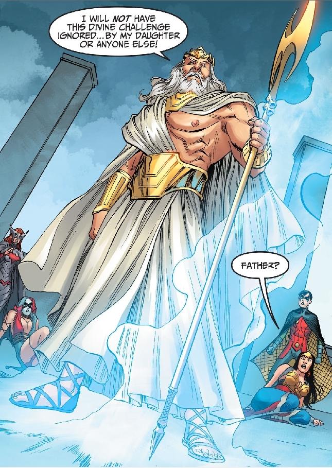 Zeus (Injustice)