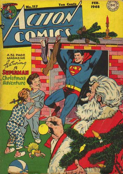 Action Comics Vol 1 117