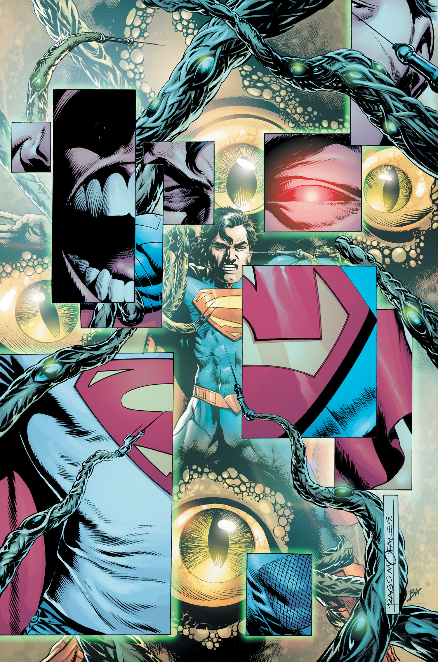 Action Comics: At the End of Days