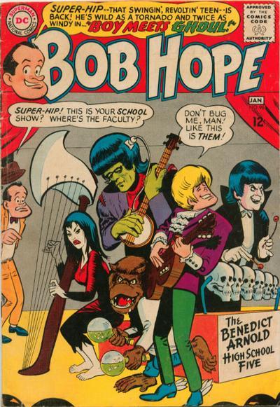 Adventures of Bob Hope Vol 1 96