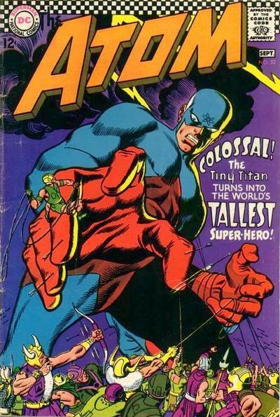 The Atom Vol 1 32