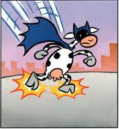 Bat-Cow Tiny Titans 01