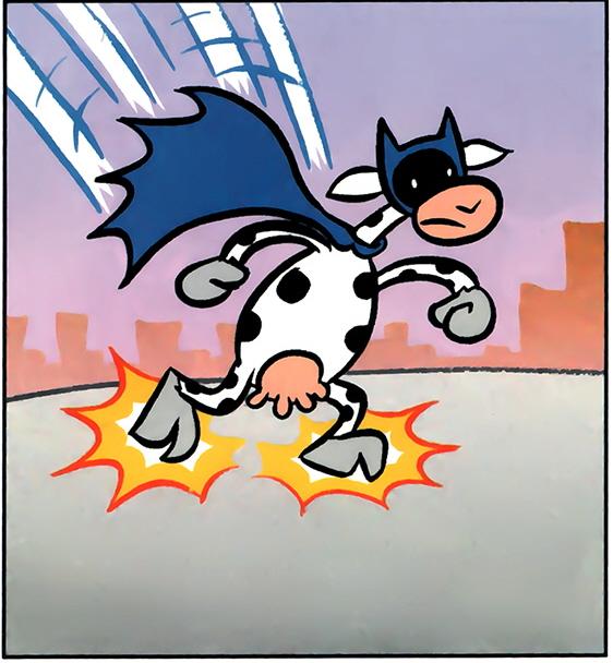 Bat-Cow (Tiny Titans)