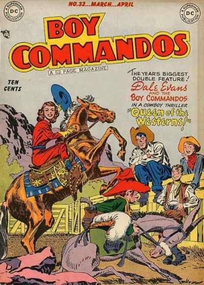 Boy Commandos Vol 1 32