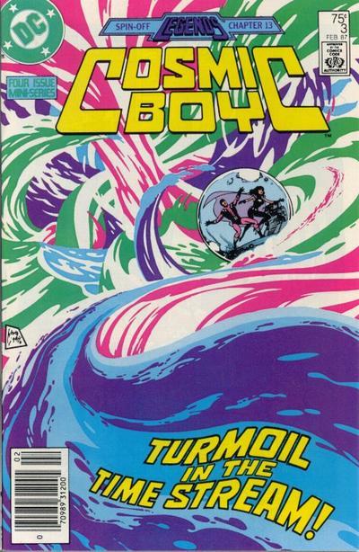 Cosmic Boy Vol 1 3