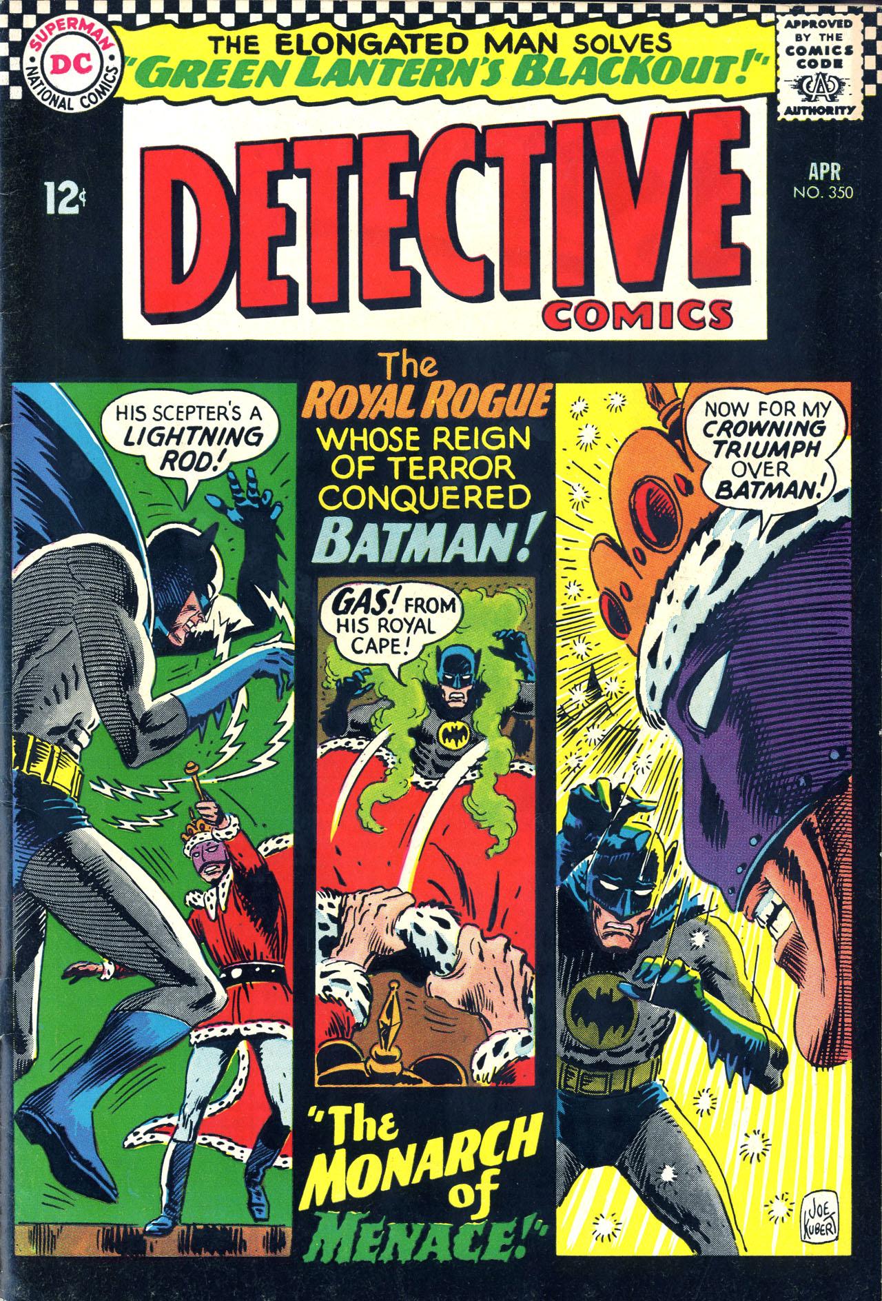 Detective Comics Vol 1 350