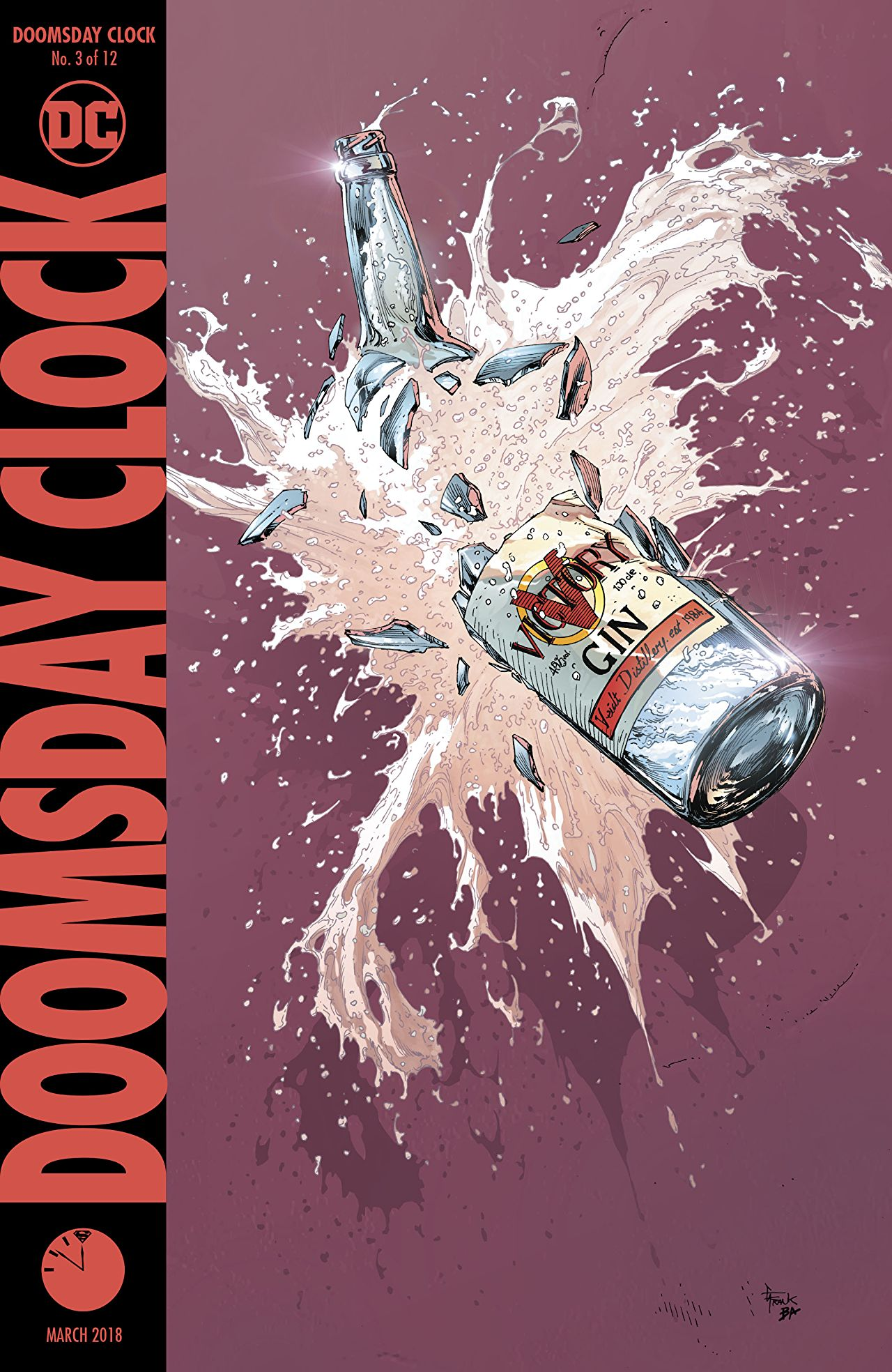 Doomsday Clock Vol 1 3