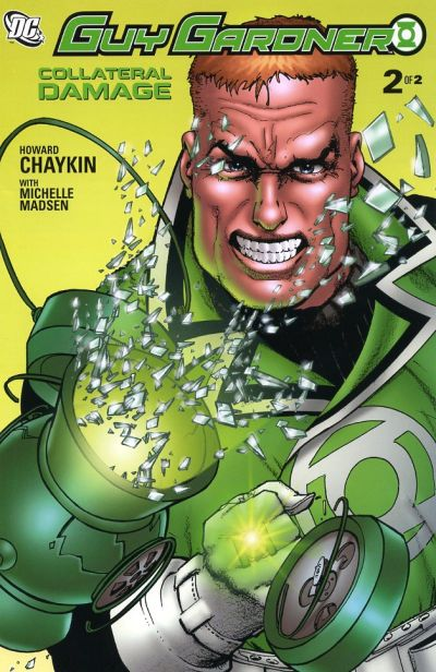 Guy Gardner: Collateral Damage Vol 1 2