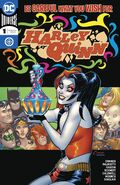 Harley Quinn Be Careful What You Wish For Vol 1 1