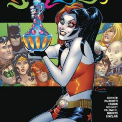 Harley Quinn: Be Careful What You Wish For Special Edition Vol 1 1