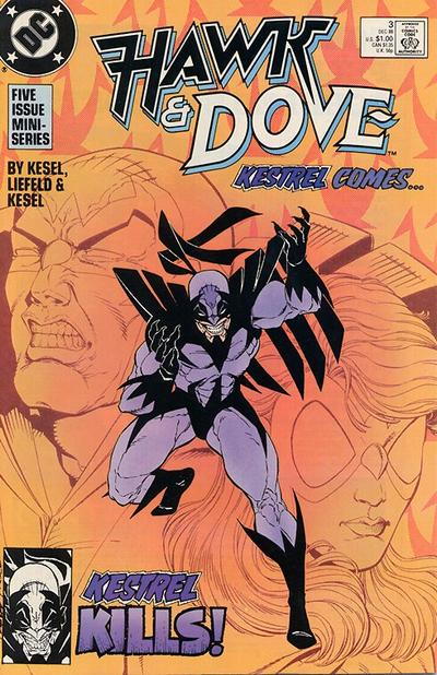 Hawk and Dove Vol 2 3