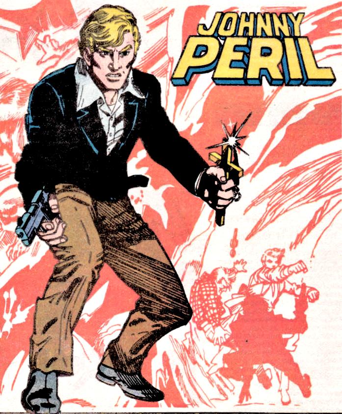 Johnny Peril (New Earth)