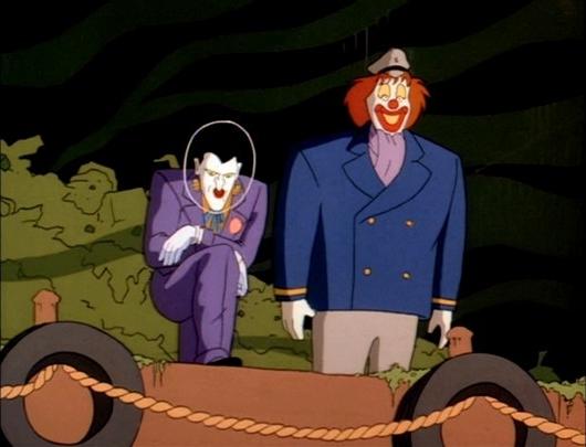 Batman (1992 TV Series) Episode: The Last Laugh