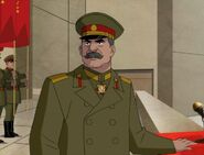Joseph Stalin Superman Red Son Movie 0001