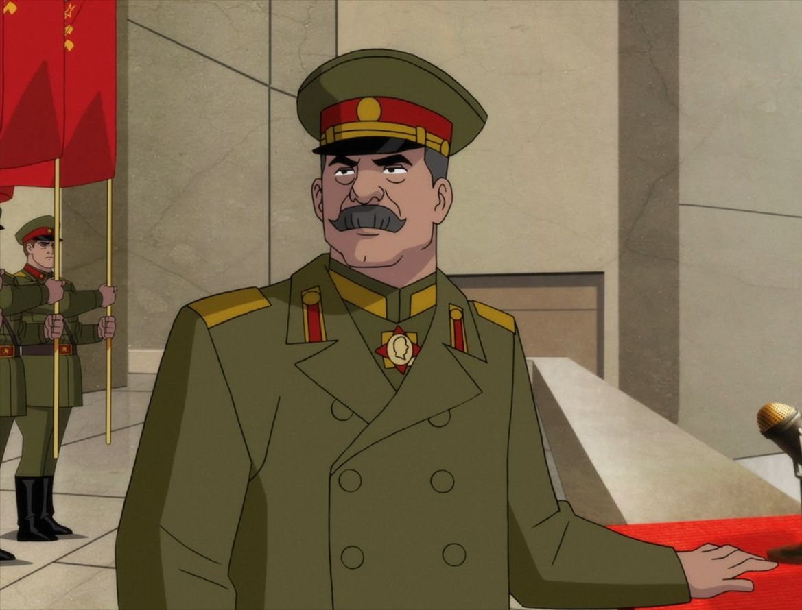 Joseph Stalin (Superman: Red Son Movie)