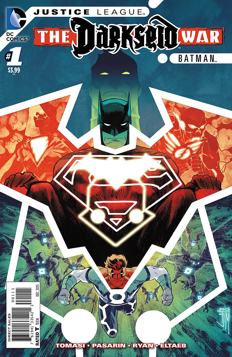 Justice League: The Darkseid War Vol 1