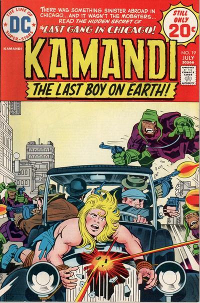 Kamandi Vol 1 19