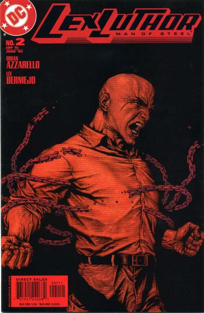 Lex Luthor: Man of Steel Vol 1 2