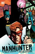 Manhunter by Archie Goodwin and Walter Simonson The Deluxe Edition Collected