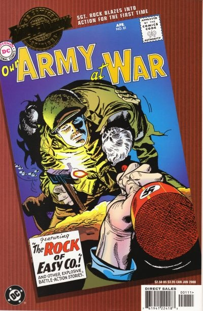 Millennium Edition: Our Army at War Vol 1 81