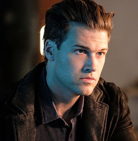 Nathaniel Heywood (Arrowverse)
