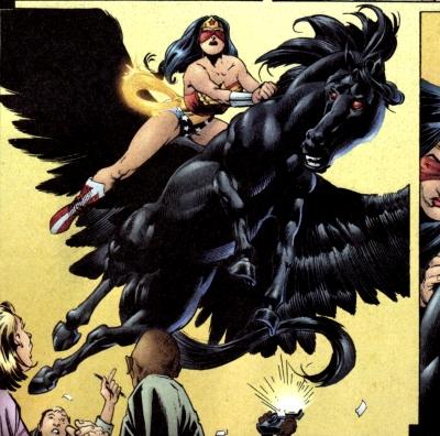 Pegasus (New Earth)