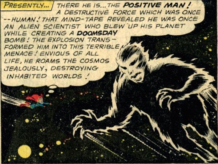 Positive Man (Pre-Zero Hour)