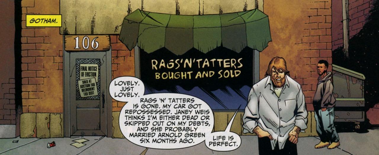 Rags 'n Tatters