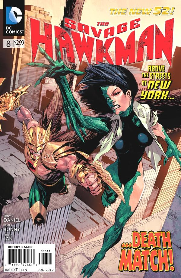 Savage Hawkman Vol 1 8
