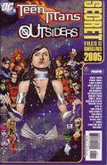 Teen Titans - Outsiders Secret Files 2005