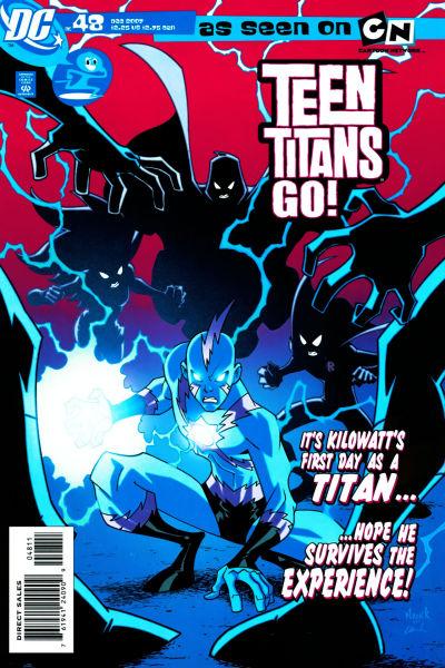 Teen Titans Go! Vol 1 48