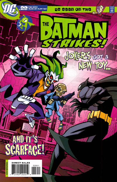 The Batman Strikes! Vol 1 28