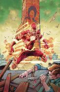 The Flash Vol 5 80 Textless Variant