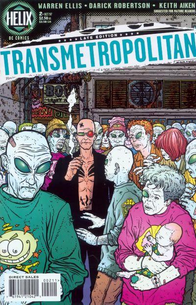 Transmetropolitan Vol 1 2