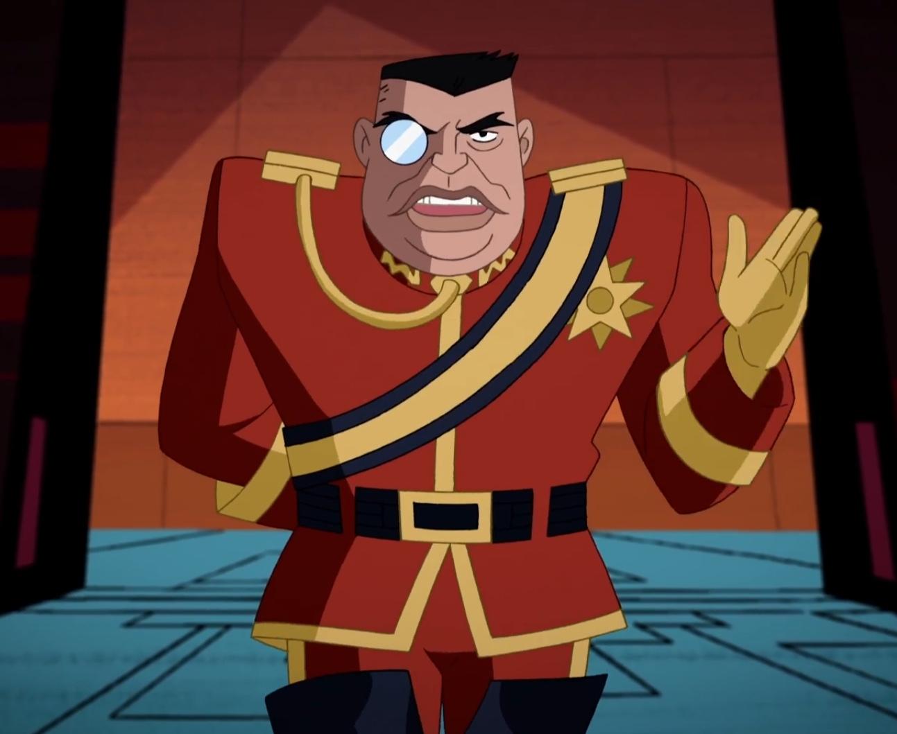 Virman Vundabar (Justice League Action)