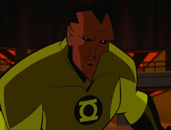 Sinestro (The Brave and the Bold: Deep Cover for Batman!)