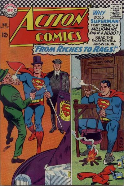 Action Comics Vol 1 337
