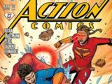 Action Comics Vol 1 886